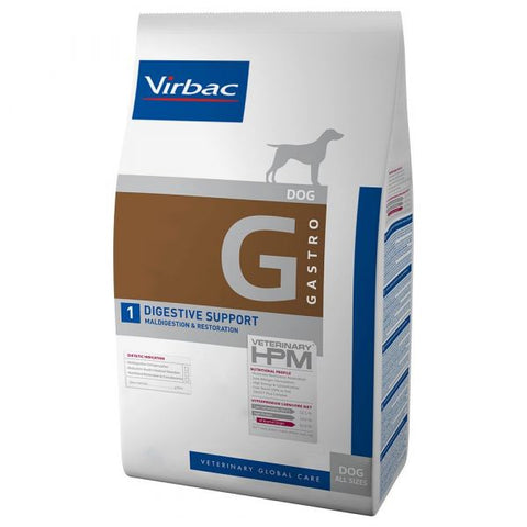 VIRBAC HPM G1 DOG DIGESTIVE SUPPORT