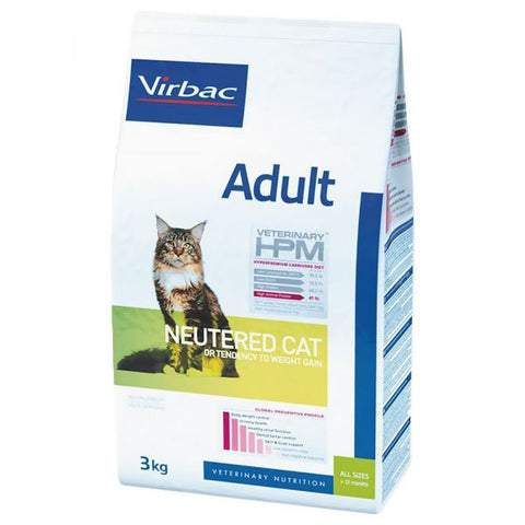 VIRBAC HPM NEUTERED ADULT CAT