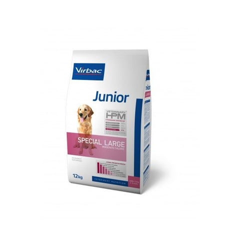 VIRBAC HPM JUNIOR DOG SPECIAL LARGE 12 KG