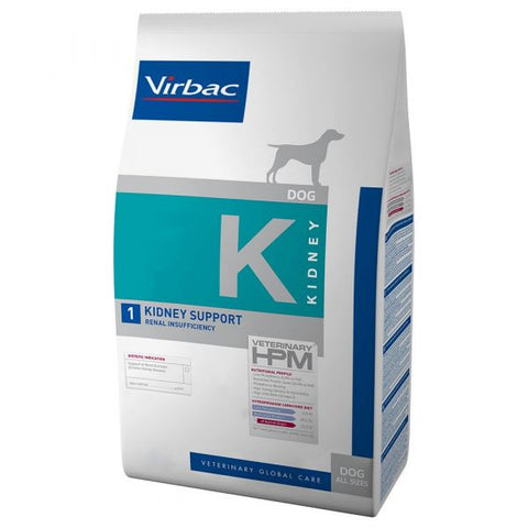 VIRBAC HPM K1 DOG KIDNEY SUPPORT