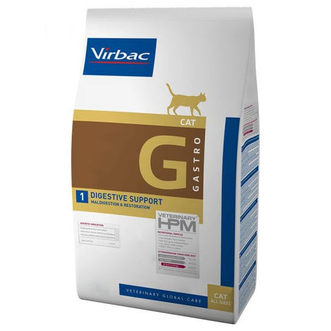 VIRBAC HPM G1 CAT DIGESTIVE SUPPORT