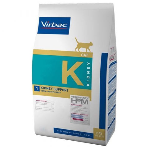 VIRBAC HPM K1 CAT KIDNEY SUPPORT