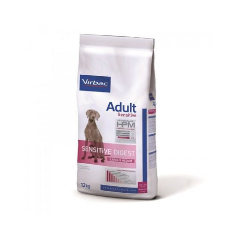 VIRBAC HPM LARGE/MEDIUM ADULT DOG SENSITIVE DIGEST