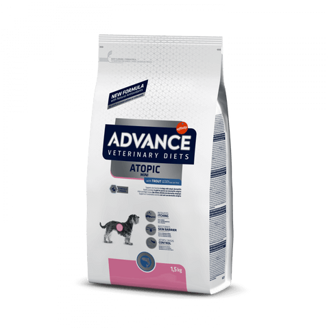 Advance Dog Atopic Mini Com Truta 1,5 kg