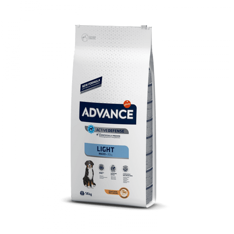 Advance Dog Maxi Light Chicken & Rice 14 kg
