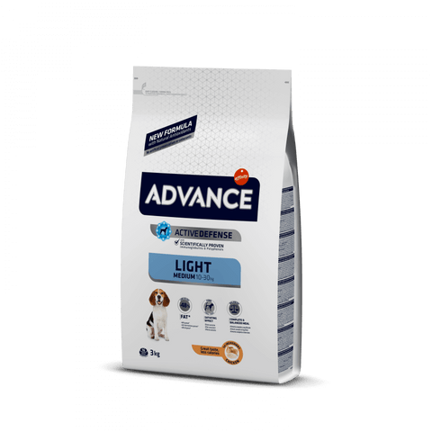 Advance Dog Medium Light Chicken & Rice