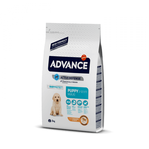 Advance Dog Puppy Maxi Chicken & Rice