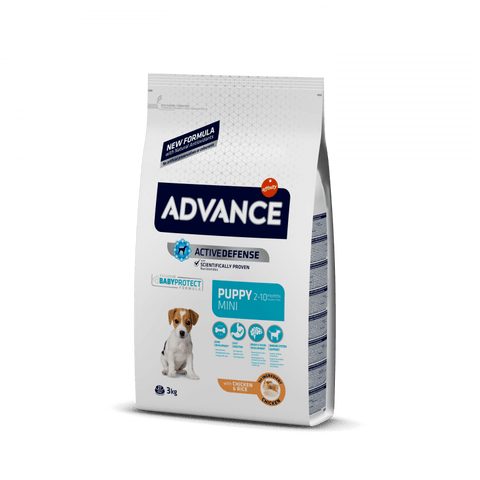 Advance Dog Puppy Mini Chicken & Rice
