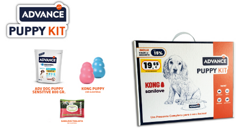 Advance Puppy Kit
