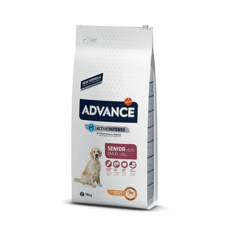 Advance Dog Maxi Senior Chicken & Rice