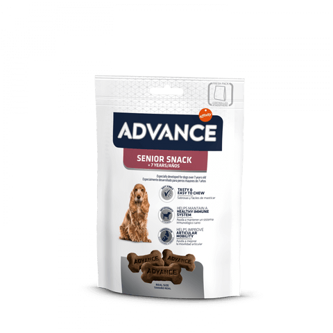 Advance Dog Senior Snack +7 Years 150 gr