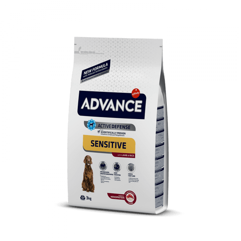 ADVANCE DOG SENSITIVE LAMB & RICE
