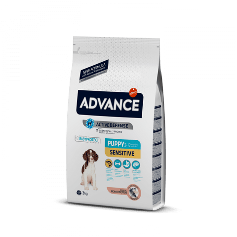 Advance Dog Puppy Sensitive Salmon & Rice