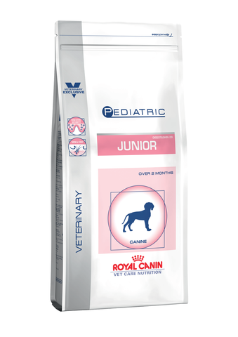 Royal Canin Cão Pediatric Junior