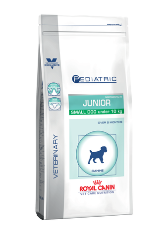 Royal Canin Cão Pediatric Junior Small Dog