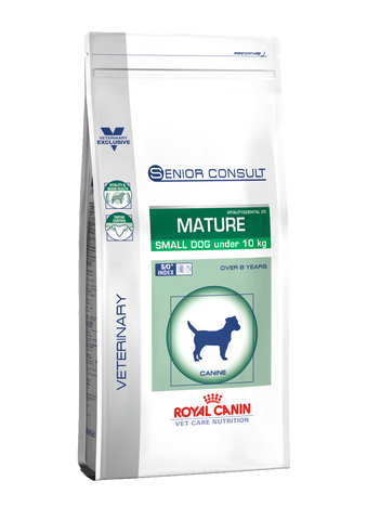 Royal Canin Cão Senior Consult Mature Small Dog