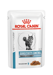 Royal Canin Gato Sensitivity Control Húmida 12x85gr