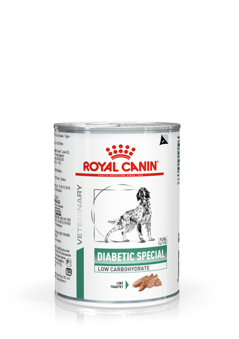 Royal Canin Cão Diabetic Special Low Carbohydrate Húmido
