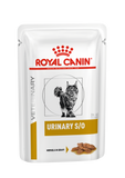 Royal Canin Gato Urinary S/O Húmida 12*85gr