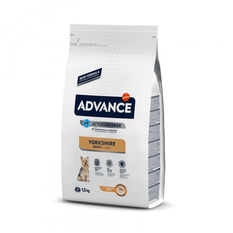 Advance Dog Yorkshire Terrier Chicken & Rice 1,5 kg