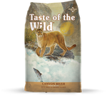 Taste of the Wild Canyon River Truta para Gato