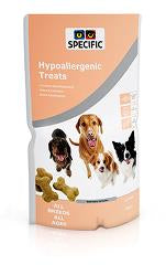 SPECIFIC HYPOALERGENIC TREATS 300GR