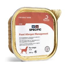 SPECIFIC CÃO FOOD ALLERGEN MANAGEMENT HUMIDA 6*300GR