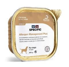 SPECIFIC CÃO ALLERGEN MANAGEMENT PLUS HUMIDA 6*300GR