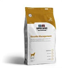 SPECIFIC CÃO STRUVITE MANAGEMENT