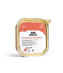 SPECIFIC GATO FOOD ALLERGEN MANAGEMENT HUMIDO 7*100GR
