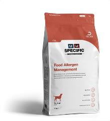 SPECIFIC CÃO CDD FOOD ALLERGEN MANAGEMENT