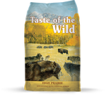 Taste of the Wild High Prairie Bisonte e Veado Adulto Raças Media e Grande