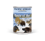 Taste of the Wild Pacific Stream Salmão, Húmido 12x390gr