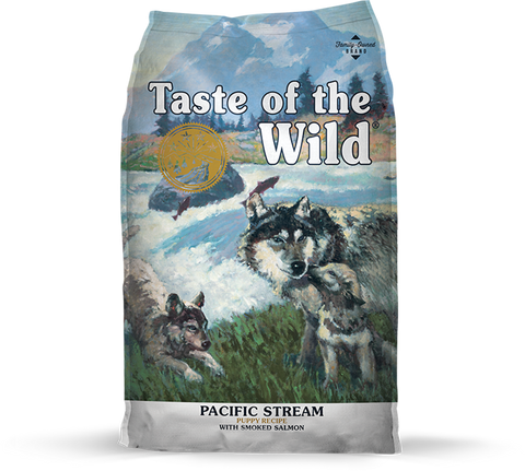 Taste of the Wild Pacific Stream Salmão, Cachorro