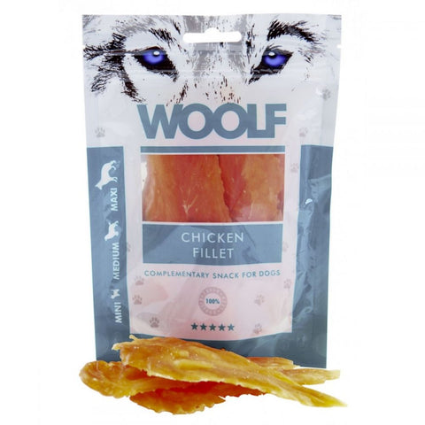 WOOLF CHICKEN FILLET 100GR