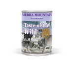 Taste of the Wild Sierra Mountain Borrego, Húmido 12x390gr