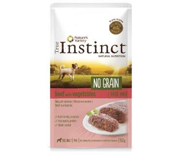 Instinct Dog Wet No Grain Mini Adulto Húmido (Caixa de 8x150gr)
