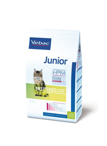 VIRBAC HPM NEUTERED JUNIOR CAT