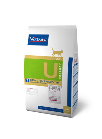 VIRBAC HPM U2 CAT DISSOLUTION & PREVENTION
