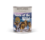 Taste of the Wild Ancient Wetlands Pato (12xLata 390gr)