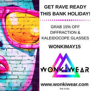 Get rave ready this bank holiday weekend!