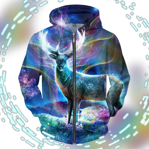 WOMENS ZIP UP HOODIES