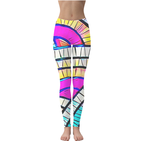 Leggings - Mosaic
