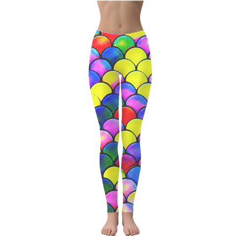 Leggings - Scales