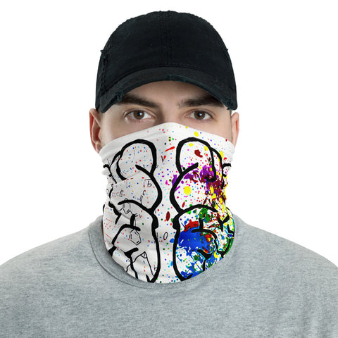 Face Mask - Brain-Face Mask-WonkiWear