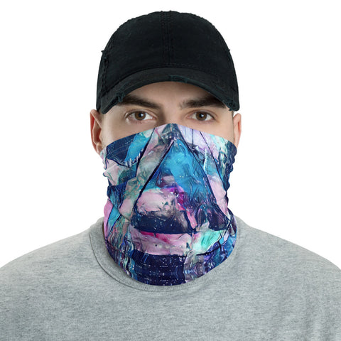 Face Mask - Abstract Galaxy-Face Mask-WonkiWear