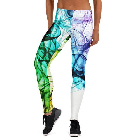 Leggings - Smoke - WonkiWear