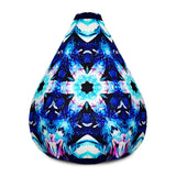 Bean Bag Chair - Chakra Galaxy - WonkiWear