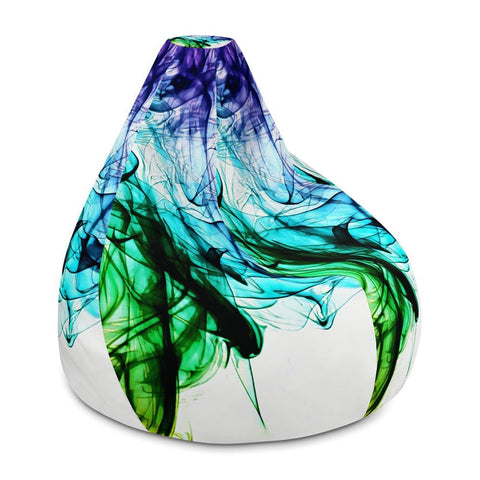 Bean Bag Chair - Smoke - WonkiWear