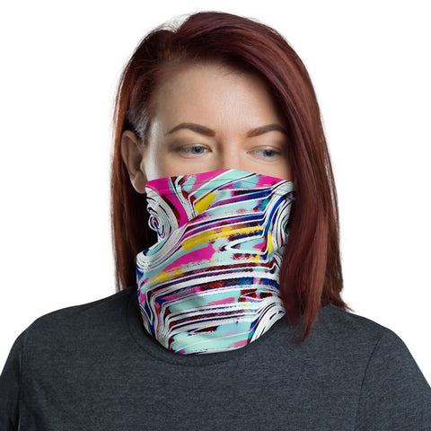 Face Mask - Swirl-Face Mask-WonkiWear